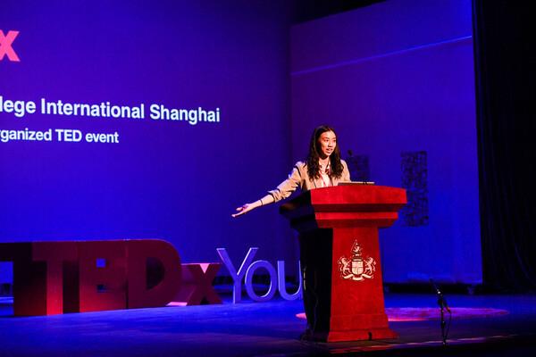 TED Wellington college international Shanghai