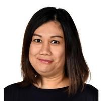 Christine Panggabean - Admissions Coordinator