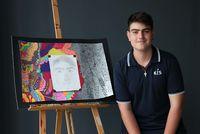 Iannis self portrait
